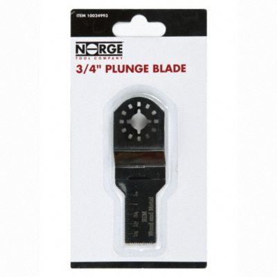 3/4&#034; BIM Plunge Blade